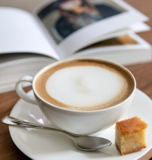 Coffee at Pillows Hotels